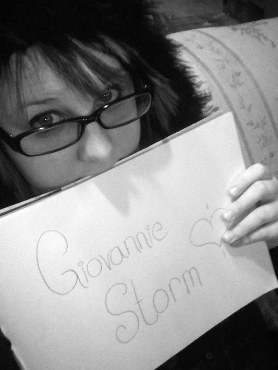 Giovannie Storm :3