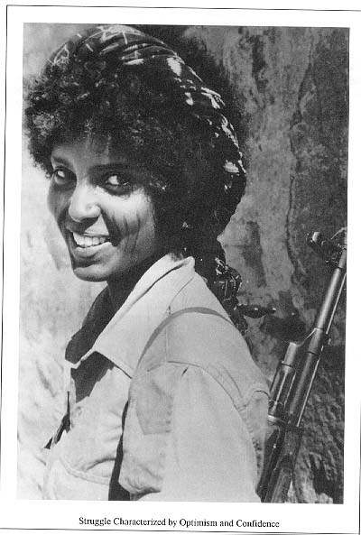 ekahsetalocohc:  Eritrean female freedom fighter.