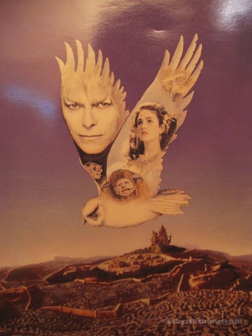 David Bowie Trevor Jones Laberinto De La Banda De Sonido Original Del Film De Jim Henson