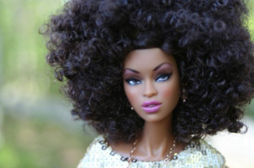 IT'S BARBIE…: Seriously! Where can WE get one of these! LOVE IT!