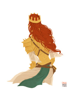 gingerhaze:  Lady King