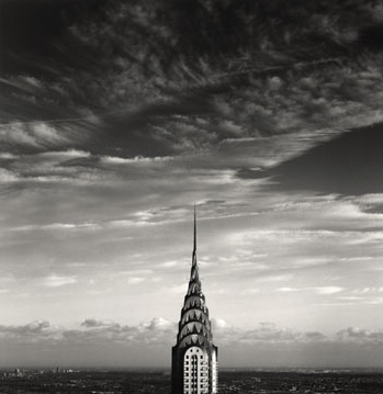 Chrysler Building by Michael Kenna