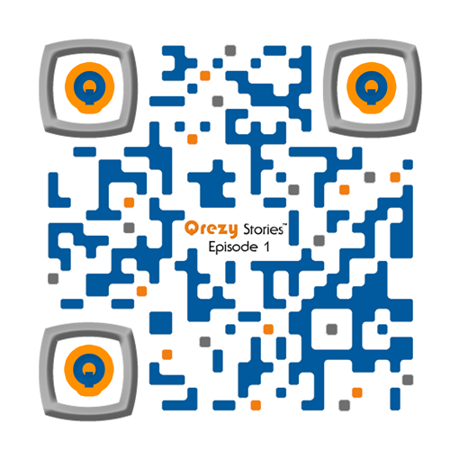 Scan the code and enjoy!