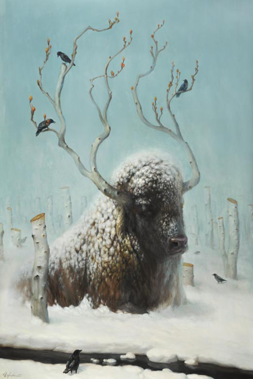 theartofanimation:  Martin Wittfooth