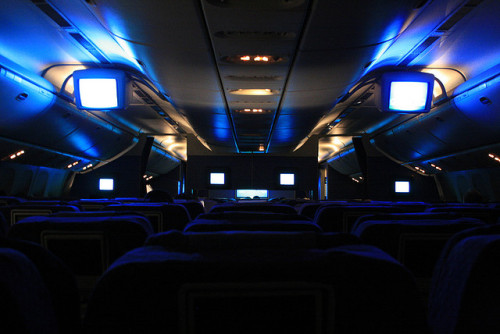 l-aeroport:  Saudia B777-200 Interior by Ichthys101 on Flickr.