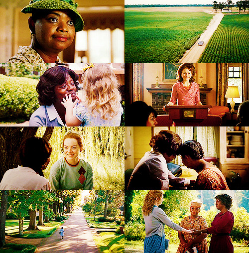 250 Movies in 2012 → 2/50 New MoviesThe Help (2011)  ★★★★☆