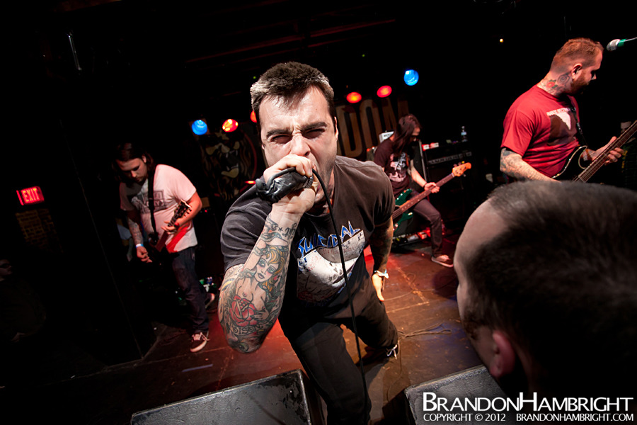 "Sneak Peek: Casey Jones Performing on their ""Last Tour Ever!"" with Hundredth, No Bragging Rights, Boys No Good, Endeavor, The American Dream, and This Mountain Is Man at Kingdom in Richmond, VA on January 12, 2012. Be sure to keep an eye out for a full photo set on flickr."