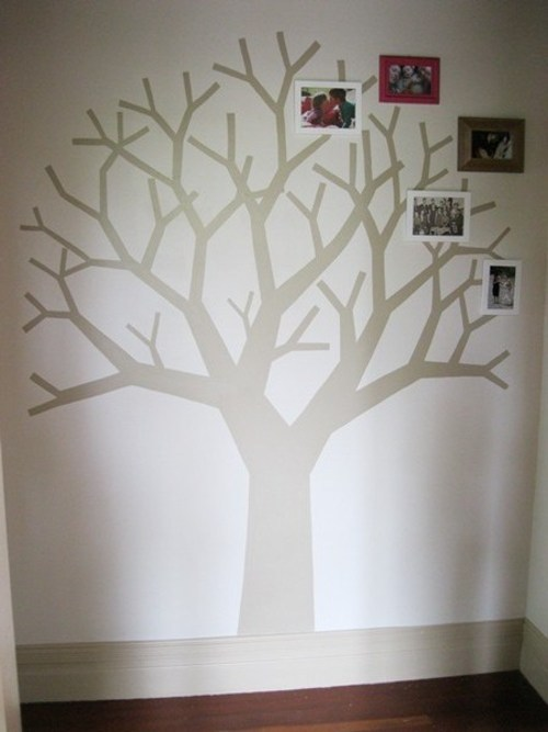 - home - our family tree! we still need to fill it with photos…