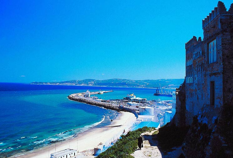 | ♕ |  Tangier, Morocco  | via vacationlocation