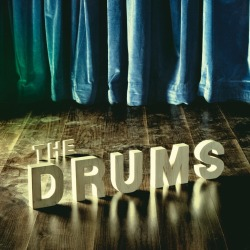 The Drums, The Drums Album cover - Typography in music