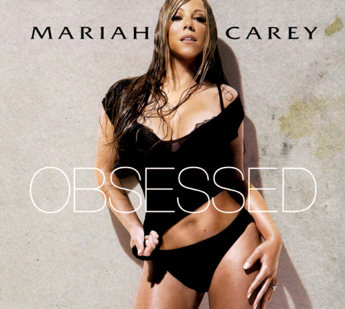 "OBSESSED 271 625 0 5"" CD-single Europe TRACKS: 1. Obsessed (Main) 2. Obsessed (Cahill Radio Edit)"