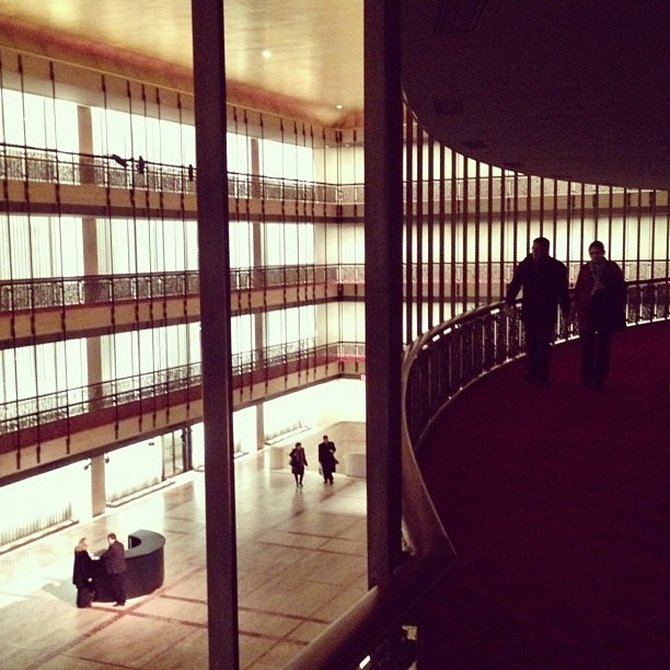 PROMENADE on Flickr.@The David H Koch Theater, Lincoln Center