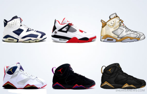 Some possible 2012 retro releases