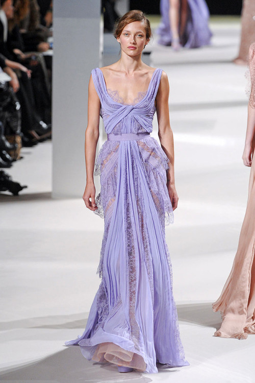 modeart:  Who? Elie Saab When? Spring 2011, Haute Couture