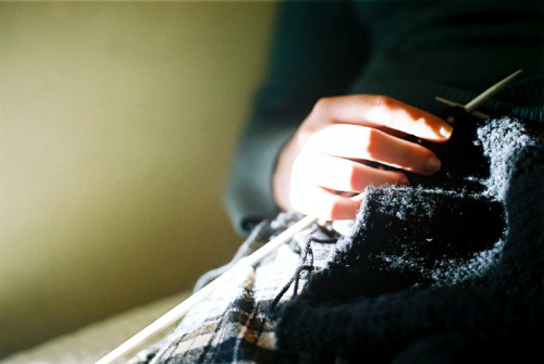 knitwitsblog:  knitting makes every day peaceful.
