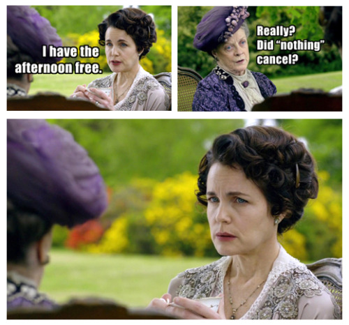 arresteddownton:  (thanks to spazlady)  This is the best.