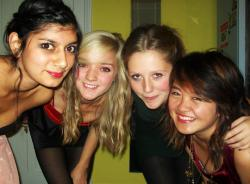 missing these 3 girls a lot  baah silly exams and just there not being enough hours in the day and college.