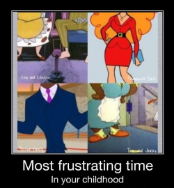 OMGGGGG YES THID USE TO PISS ME OFF!!! Lol