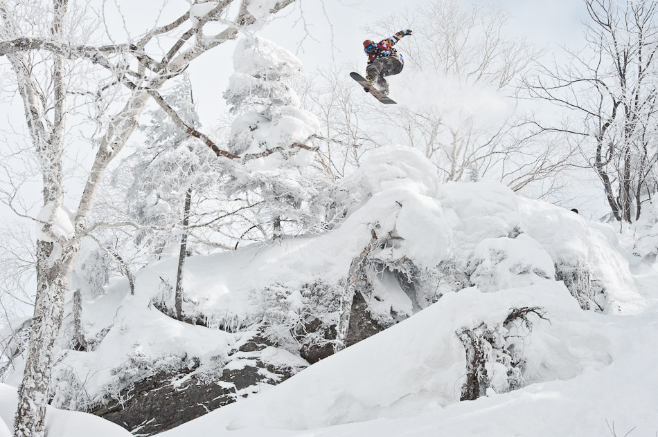JAPAN IS ON RIGHT NOW_ BRECHEIS' SHOT FROM LAST YEAR SHAYNE POSIPISIL_JAPAN_PHOTO: CHRISTIAN BRECHEIS