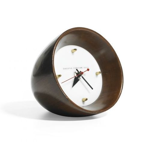 George Nelson table clock.