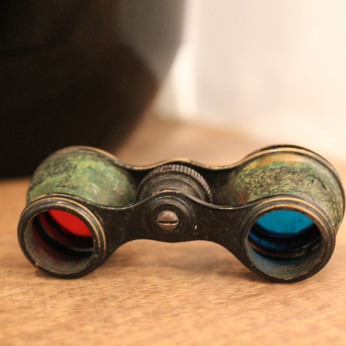 3D Vintage Opera Glasses (via Fab)