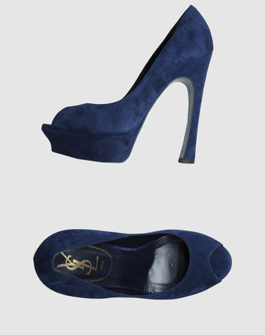 YSL Rive Gauche. Spring/Summer 2012. How f*ckin fly are these? I'm kicking myself that I didn't buy them - now that my size is sold out.  Smh.