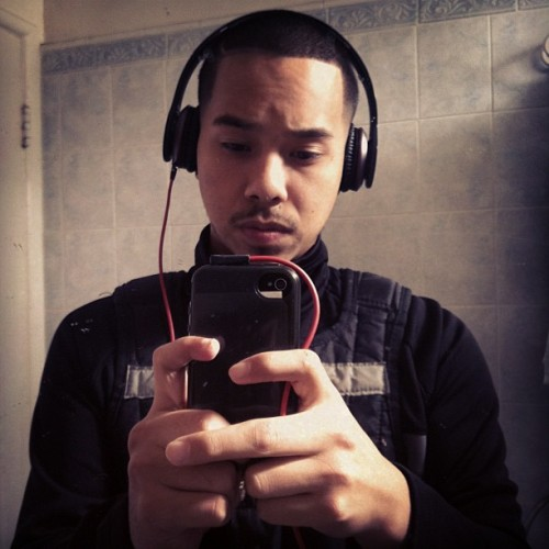 #weighted #vest #dr.dre  #beats, I'm ready for my run  (Taken with instagram)