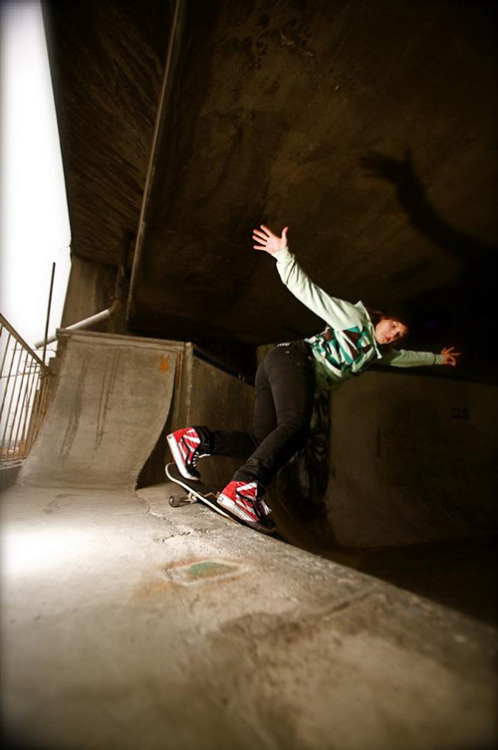Kristin Ebeling - Back Smith