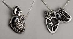 dirktier:  ihateenvelopes:  anatomically correct heart necklace  omg plesase gIMEM