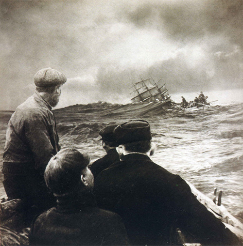 snowce:  the wreck, 1911.