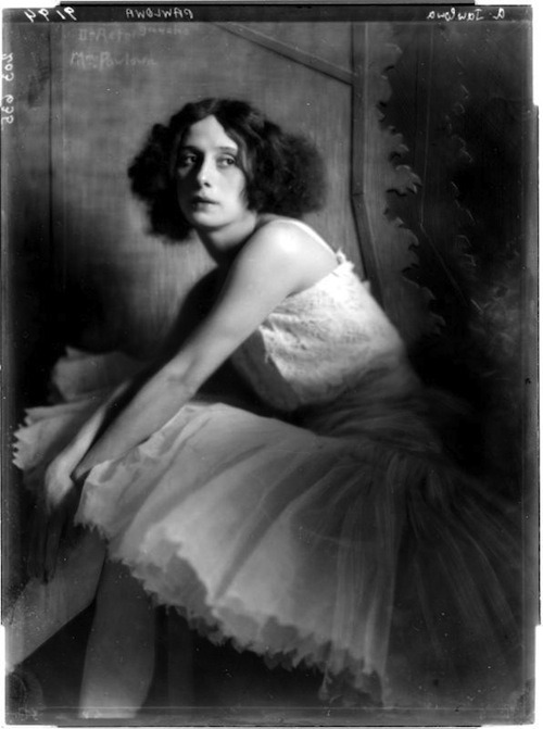 Ana Pavlova, 1913Photo: Madame D'Ora