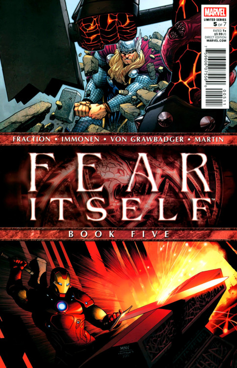 Fear Itself was not a bad event, it just wasn't great either
