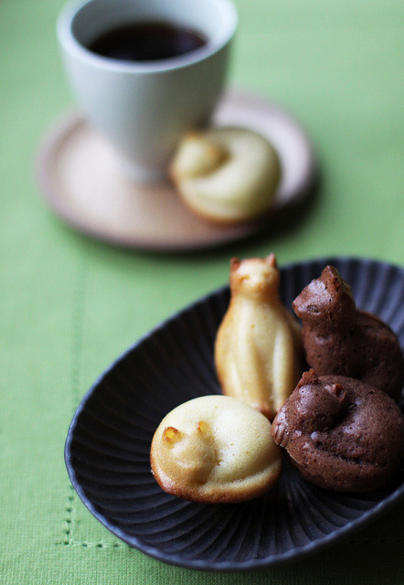 mariwo013:  Madeleines by chick*pea on Flickr.