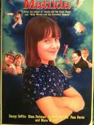 matilda #loveethismovie :)