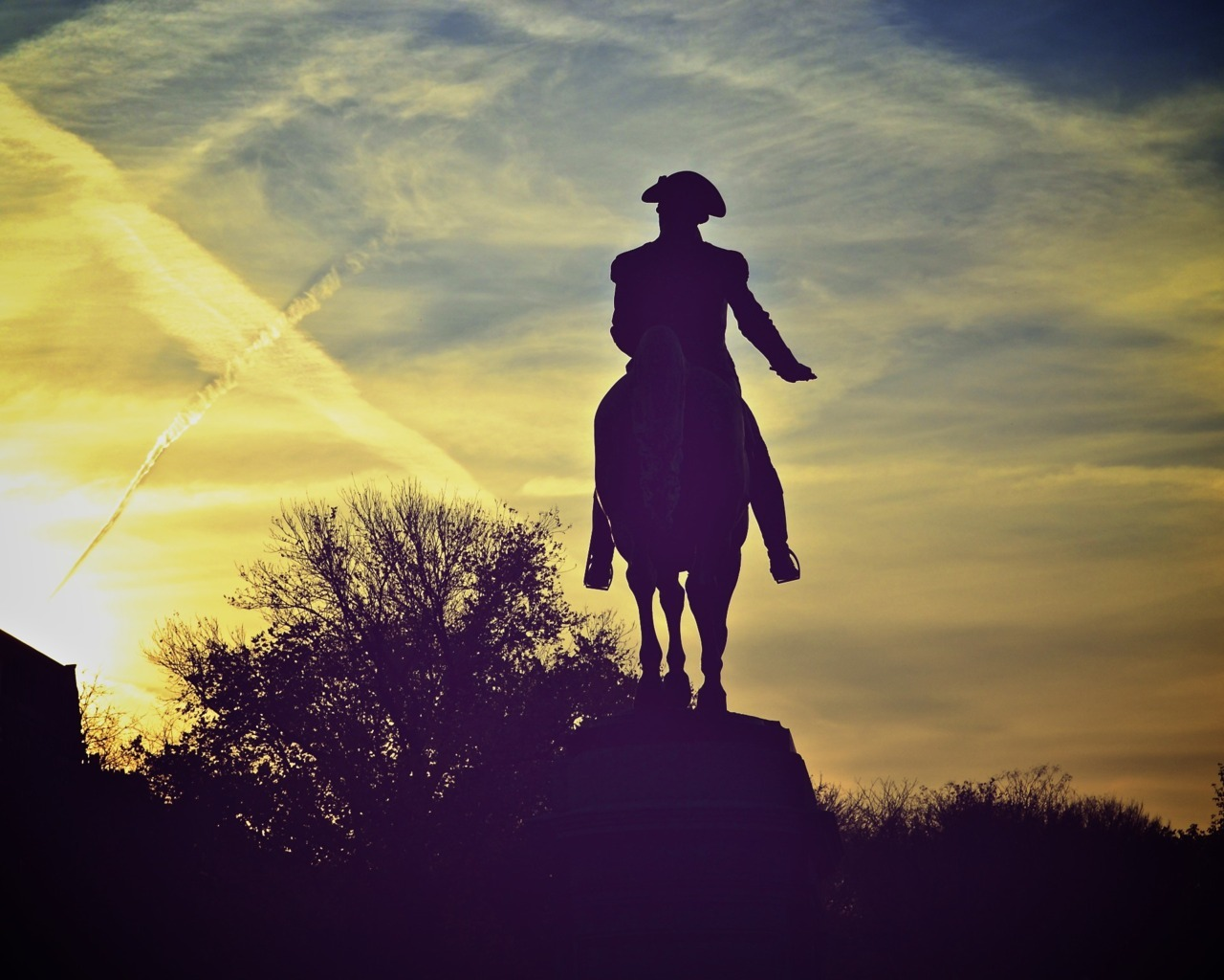 "julietrdombrowskiphoto:  ""George Rides into the Sun"" Photo by Juliet R Dombrowski, 2011"