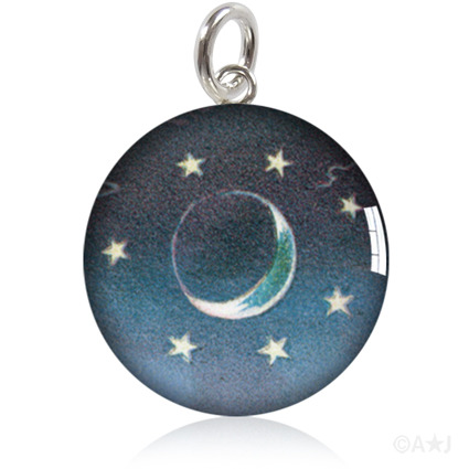 Night Sky Pendant.