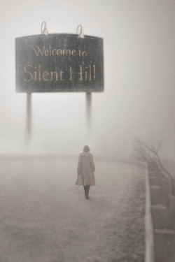 fuckyeahmovieposters:  Silent HillSubmitted by Hedgehog's dilemma