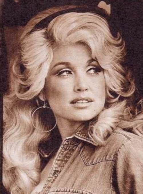 The Original Miss American Dream.. Dolly Parton