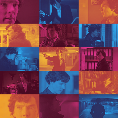 """Sherlock Holmes is a great man, and I think one day, if we're all very very lucky, he might even be a good one."""