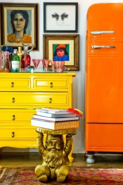 Citrus colors & whimsy … just the thing to brighten a dreary winter day.