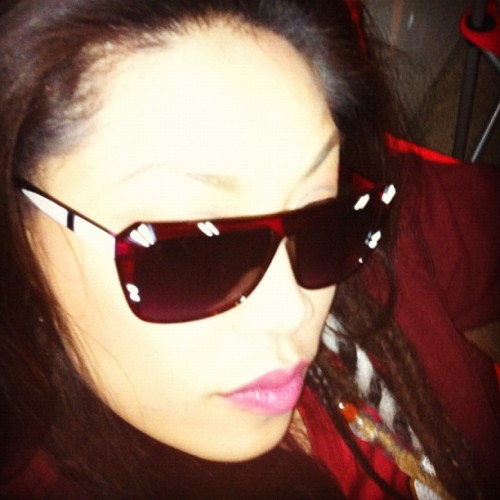 My awesome shades to match my #niners jersey  (Taken with Instagram at Go #niners)
