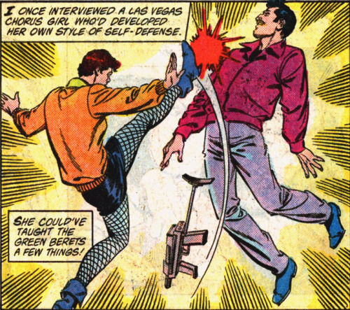 Lois Lane Panel of the Day: ~Action Comics #600