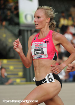 Congrats to Shalane for winning the Olympic Marathon trials yesterday!