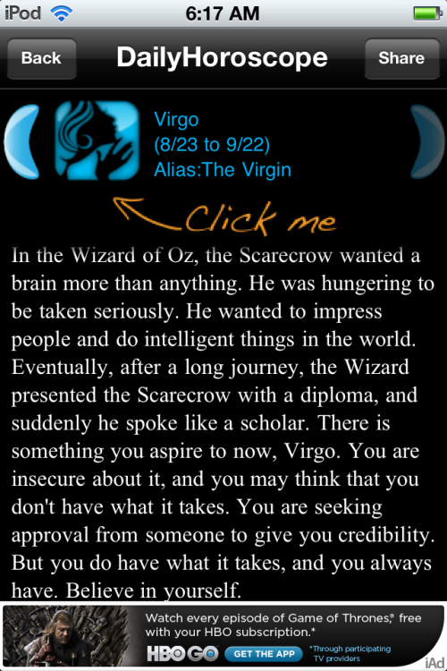 Explains Everything…Virgo Horoscope