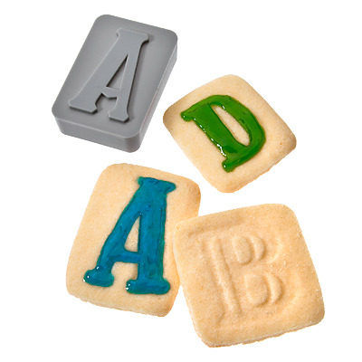 Letterpress Cookie Cutter (via swissmiss)