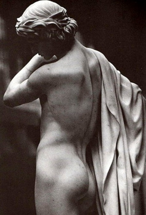 Paul Dubois, Narcissus, 1866