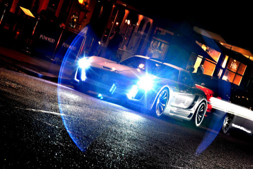 yrys-automotive:  FAB Design SLS Gullstream by Ed Callow [ torquespeak ] on Flickr.