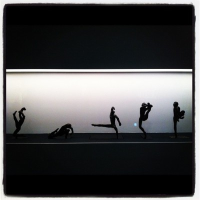 Rodin à Dansez sa vie #beaubourg (Taken with instagram)