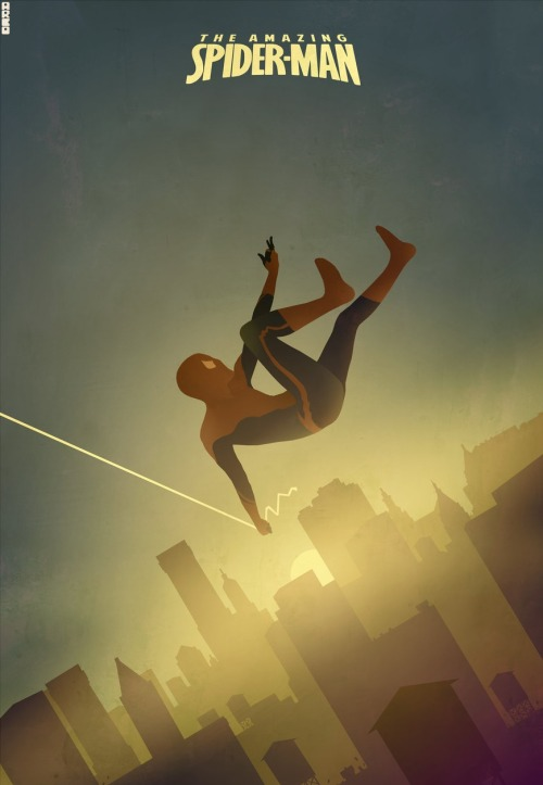 The Amazing Spider-Man by Matt Ferguson