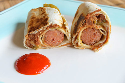 foodopia:  mexican hot dog: recipe here